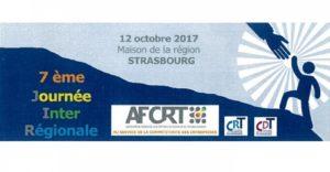 Journée Inter Régionale des CRT 2017