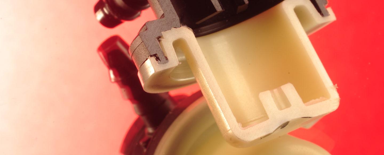Soudage laser de pièces plastiques
