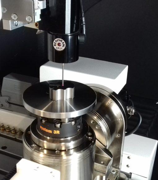Machine de micro usinage laser de précision