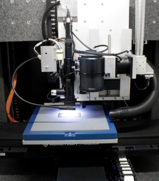 Machine de micro usinage laser de précision équipée de lasers nano, picto et femto