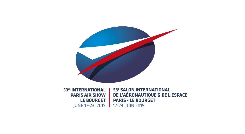 Logo salon du Bourget 2019