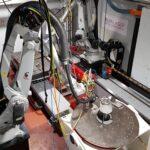 Solution hybride de fabrication additive